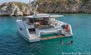 Fountaine Pajot <b>Astréa 42</b> sailingPicture extracted from the commercial documentation © Fountaine Pajot
