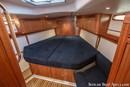 Arcona Yachts Arcona 435 interior and accommodations Picture extracted from the commercial documentation © Arcona Yachts