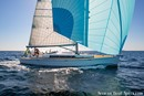 Arcona Yachts Arcona 435 en navigation Image issue de la documentation commerciale © Arcona Yachts