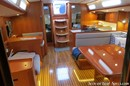 Arcona Yachts <b>Arcona 465 Carbon</b> interior and accommodationsPicture extracted from the commercial documentation © Arcona Yachts