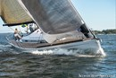 Arcona Yachts Arcona 465 Carbon sailing Picture extracted from the commercial documentation © Arcona Yachts