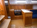 Arcona Yachts Arcona 340 interior and accommodations Picture extracted from the commercial documentation © Arcona Yachts