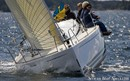 Arcona Yachts Arcona 340 sailing Picture extracted from the commercial documentation © Arcona Yachts
