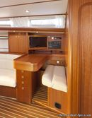 Arcona Yachts Arcona 410 interior and accommodations Picture extracted from the commercial documentation © Arcona Yachts