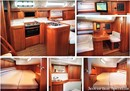 Arcona Yachts Arcona 430 interior and accommodations Picture extracted from the commercial documentation © Arcona Yachts