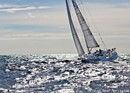 Arcona Yachts Arcona 430 sailing Picture extracted from the commercial documentation © Arcona Yachts