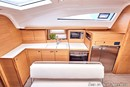 Elan Yachts Impression 45.1 interior and accommodations Picture extracted from the commercial documentation © Elan Yachts