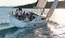 Elan Yachts Impression 45.1 sailing Picture extracted from the commercial documentation © Elan Yachts