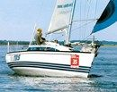 X-Yachts X-302 MkII sailing Picture extracted from the commercial documentation © X-Yachts