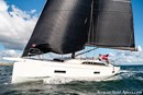 X-Yachts X4<sup>0</sup>  Image issue de la documentation commerciale © X-Yachts