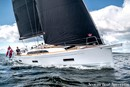 X-Yachts X4<sup>0</sup> en navigation Image issue de la documentation commerciale © X-Yachts