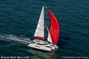 Neel Trimarans Neel 47 Image issue de la documentation commerciale © Neel Trimarans