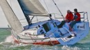 J/Boats J/99 en navigation Image issue de la documentation commerciale © J/Boats