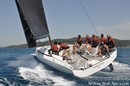 Nautor's Swan Club Swan 36 sailing Picture extracted from the commercial documentation © Nautor's Swan