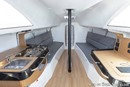 Jeanneau Sun Fast 3300 interior and accommodations Picture extracted from the commercial documentation © Jeanneau