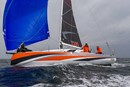 Jeanneau Sun Fast 3300 sailing Picture extracted from the commercial documentation © Jeanneau