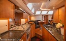 Oyster 565 interior and accommodations Picture extracted from the commercial documentation © Oyster