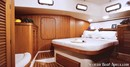 Island Packet Yachts Island Packet 525 interior and accommodations Picture extracted from the commercial documentation © Island Packet Yachts