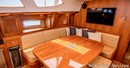 Hylas Yachts <b>Hylas 70</b> interior and accommodationsPicture extracted from the commercial documentation © Hylas Yachts