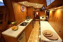 Hylas Yachts Hylas 63 interior and accommodations Picture extracted from the commercial documentation © Hylas Yachts
