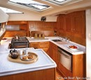 Discovery Yachts Group Southerly 600 interior and accommodations Picture extracted from the commercial documentation © Discovery Yachts Group