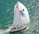 Discovery Yachts Group Southerly 600 sailing Picture extracted from the commercial documentation © Discovery Yachts Group