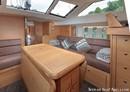 Discovery Yachts Group Southerly 440 intérieur et aménagements Image issue de la documentation commerciale © Discovery Yachts Group