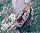 Discovery Yachts Group Southerly 57 sailing Picture extracted from the commercial documentation © Discovery Yachts Group