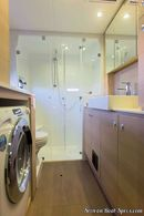 Catana Bali 4.5 interior and accommodations Picture extracted from the commercial documentation © Catana
