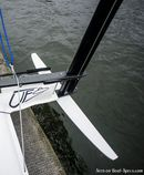 Fulcrum Speedworks Foiling UFO detail Picture extracted from the commercial documentation © Fulcrum Speedworks