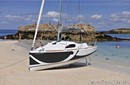 IDB Marine Malango 888 en navigation Image issue de la documentation commerciale © IDB Marine