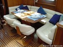 Hylas Yachts Hylas 49 interior and accommodations Picture extracted from the commercial documentation © Hylas Yachts