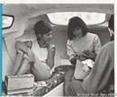 Jeanneau Alizé intérieur et aménagements Image issue de la documentation commerciale © Jeanneau
