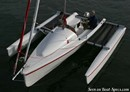 Astus Boats Astus 20.1 detail Picture extracted from the commercial documentation © Astus Boats