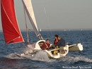Astus Boats Astus 20.1 sailing Picture extracted from the commercial documentation © Astus Boats