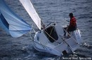Jeanneau Sun Fast 20 sailing Picture extracted from the commercial documentation © Jeanneau