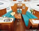 Jeanneau Sun Odyssey 29.2 interior and accommodations Picture extracted from the commercial documentation © Jeanneau