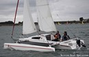 Astus Boats Astus 22 sailing Picture extracted from the commercial documentation © Astus Boats