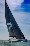Dufour 530 sailing Picture extracted from the commercial documentation © Dufour