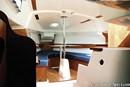 Jeanneau Sun 2500 intérieur et aménagements Image issue de la documentation commerciale © Jeanneau