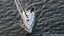 Seascape 27 sailing Picture extracted from the commercial documentation © Seascape