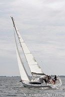 Delphia Yachts Delphia 31 sailing Picture extracted from the commercial documentation © Delphia Yachts