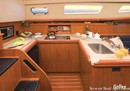 Marlow Hunter Hunter 33 - 2004 interior and accommodations Picture extracted from the commercial documentation © Marlow Hunter