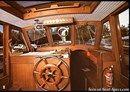 Siltala Yachts Nauticat 33 intérieur et aménagements Image issue de la documentation commerciale © Siltala Yachts