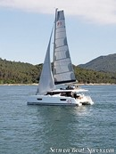 Fountaine Pajot Elba 45 sailing Picture extracted from the commercial documentation © Fountaine Pajot