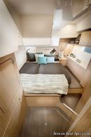 Bavaria Yachts Bavaria C50 interior and accommodations Picture extracted from the commercial documentation © Bavaria Yachts