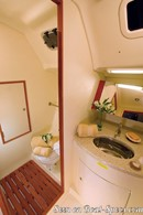 Marlow Hunter Hunter 36 - 2011 interior and accommodations Picture extracted from the commercial documentation © Marlow Hunter