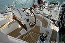 Nauticat Yachts Nauticat 351 cockpit Picture extracted from the commercial documentation © Nauticat Yachts