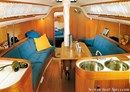 X-Yachts X-362 interior and accommodations Picture extracted from the commercial documentation © X-Yachts