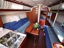 AD Boats Salona 37 interior and accommodations Picture extracted from the commercial documentation © AD Boats